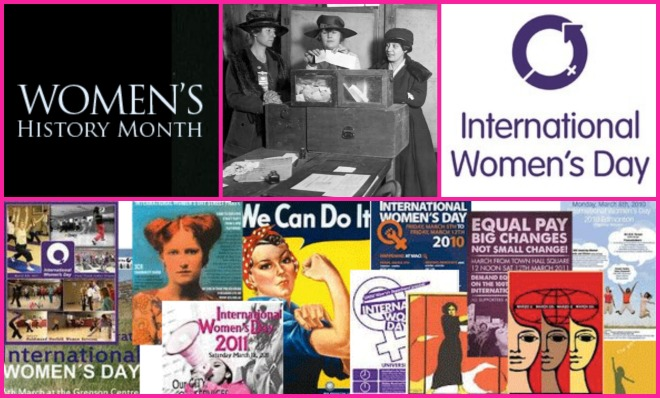 (l-r) womenshistorymonth.gov, britannica.com, internationalwomensday.com